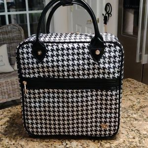 Make-up and jewelry travel tote